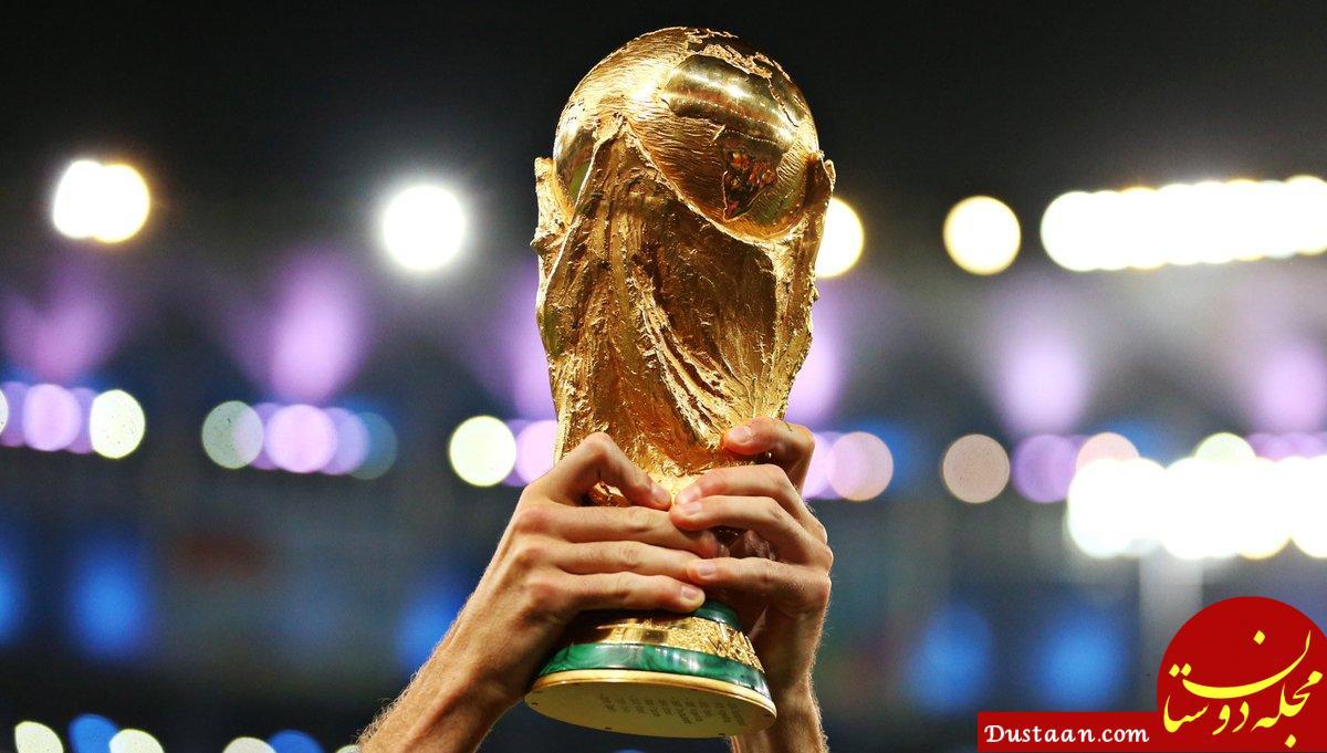 www.dustaan.com نکاتی خواندنی و جذاب از جام جهانی 2018 روسیه