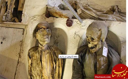 www.dustaan.com مخوف ترین دخمه دنیا که هر بیننده ای را به وحشت می اندازد +تصاویر