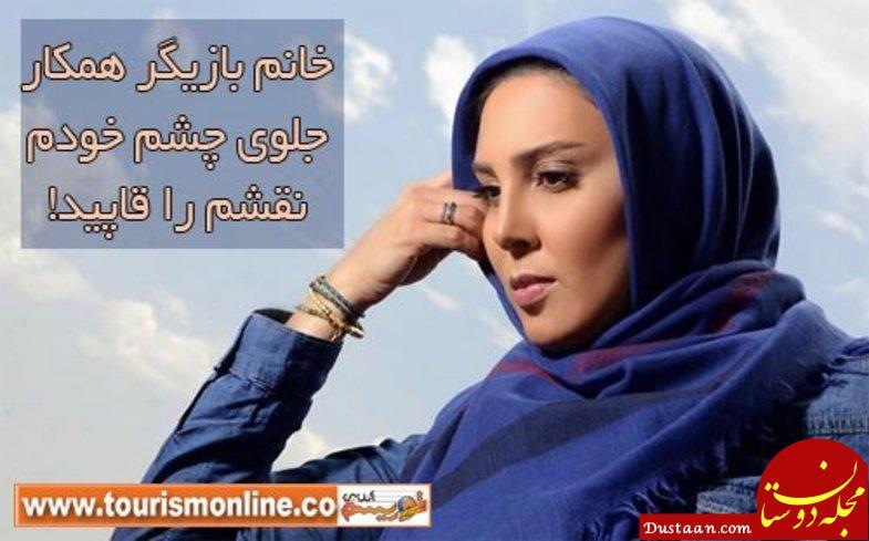 www.dustaan.com ماجرای شایعه ازدواج لیلا بلوکات با والیبالیست معروف