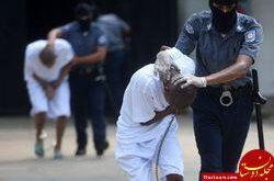 عکس: بریدن هولناک سر یک جوان توسط باند خطرناک واشنگتن