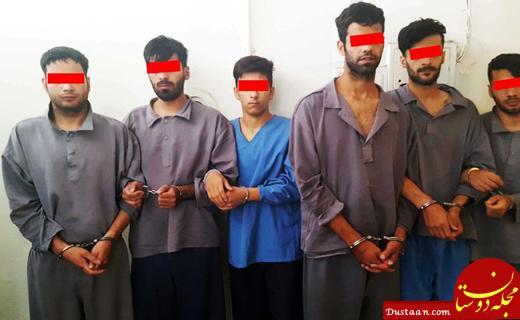 www.dustaan.com نقشه کثیف 6 زندانی برای آزادی + عکس