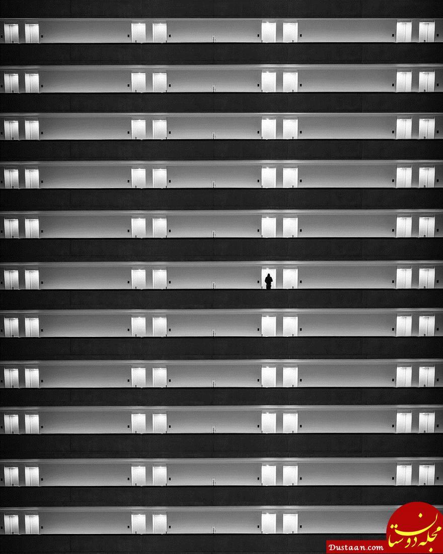 www.dustaan.com عکس های سیاه و سفید زیبا از احساسات آدمی! +تصاویر