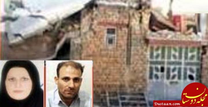 www.dustaan.com عکس : معجزه شیرین مادر شوهر برای عروس باردارش در زلزله کرمانشاه