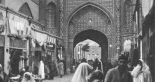 تصویری کمیاب از بازار شاه عبدالعظیم سال ۱۳۱۰