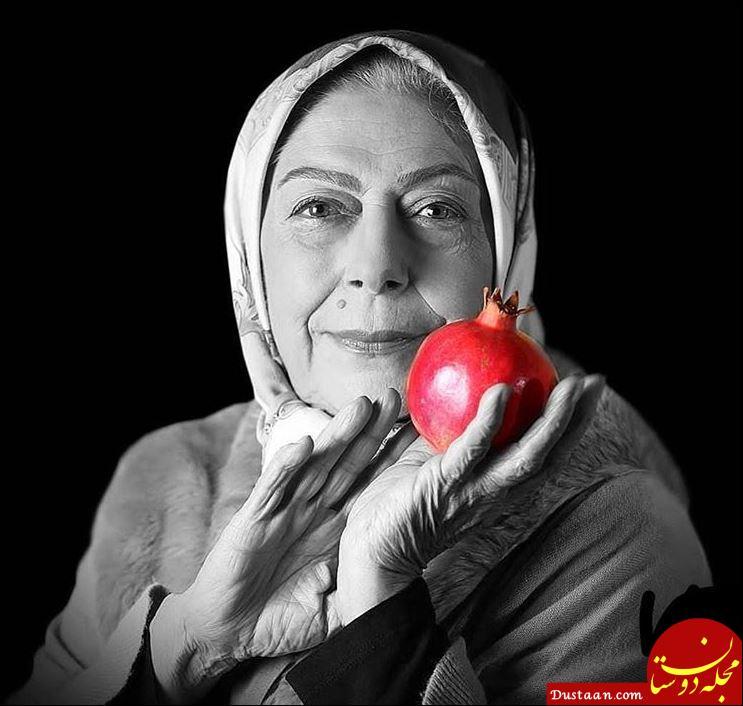 www.dustaan.com ثریا قاسمی ۷۷ ساله شد +بیوگرافی و تصاویر