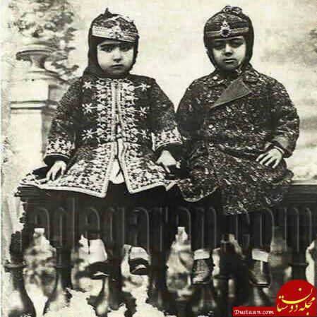 تصویری کمیاب از زیباترین دختر قاجار