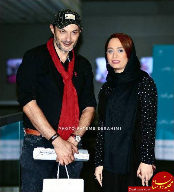 www.dustaan.com رامین پرچمی و همسرش شفق میرشب + عکس و بیوگرافی