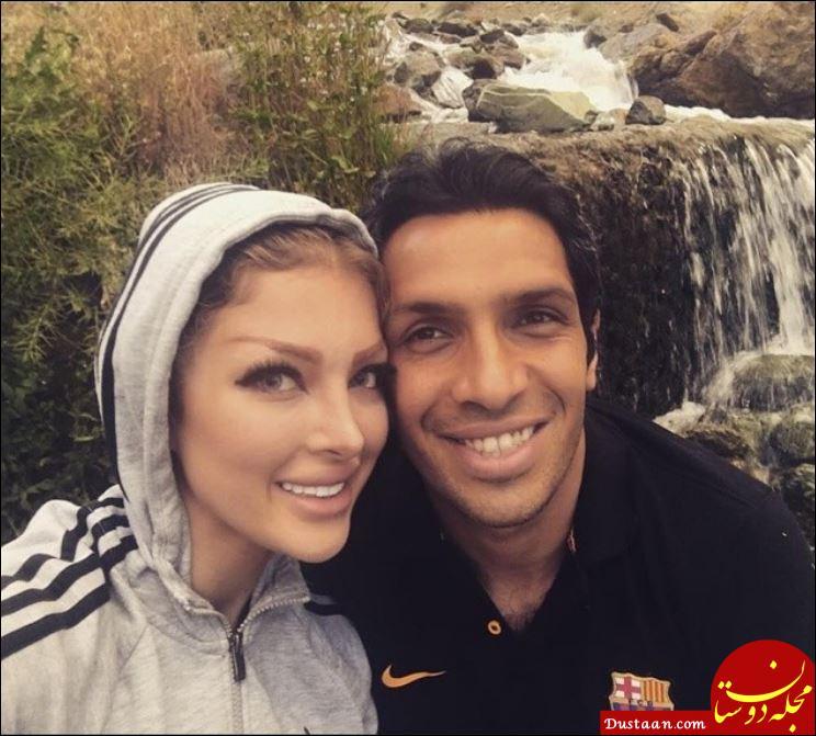 www.dustaan.com بیوگرافی و عکس های دیدنی سپهر حیدری ، همسر و فرزندش
