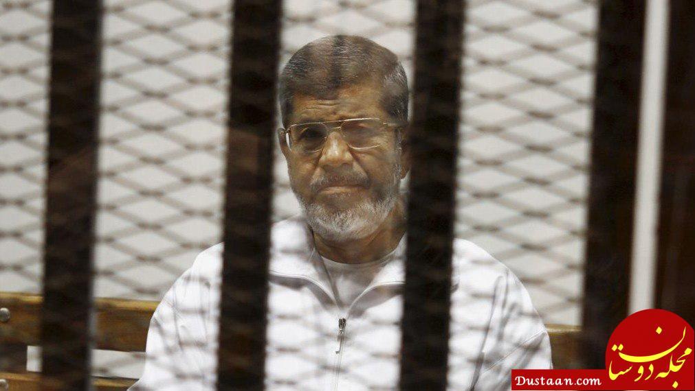 www.dustaan.com محمد مرسی به تحمل 3 سال زندان محکوم شد +عکس