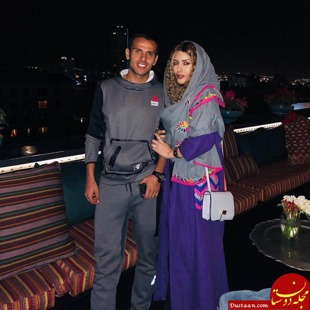 www.dustaan.com جزئیات ازدواج یعقوب کریمی و نیکی محرابی + تصاویر و بیوگرافی