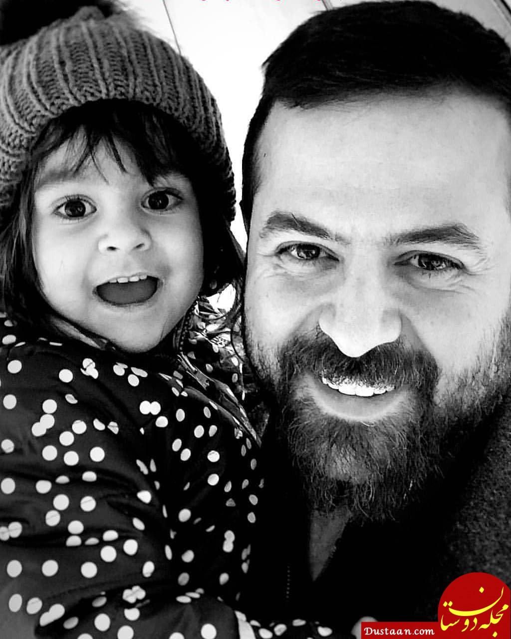 عکس های جدید هومن سیدی ، همسرش بیتا اصلانی و دخترش نیل