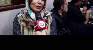 عصبانیت شدید پرستو صالحی از سانسور صحبت هایش در تی وی پلاس + عکس