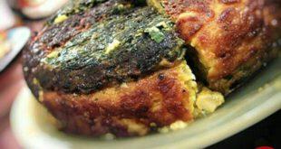 طرز تهیه کوکوی سه رنگ ؛ لذت آشپزی