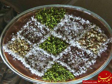 www.dustaan.com طرز تهیه دسر پان ؛ خوشمزه اسپانیایی