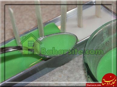 www.dustaan.com برای شب یلدا با ژله هندوانه ای از مهمانان پذیرایی کنید + طرز تهیه