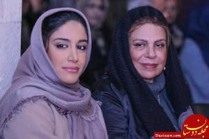 www.dustaan.com گوهر خیراندیش : اگر طرف مقابل خوب باشد زودتر از دخترانم ازدواج می کنم