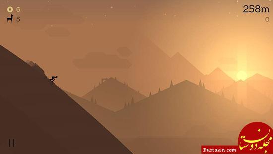 www.dustaan.com معرفی بهترین بازیهای آیفون در سال ۲۰۱۷ + تصاویر