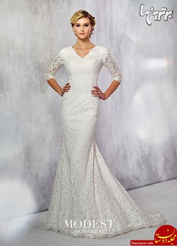زیباترین لباس عروس های «هفته مد مون چری»