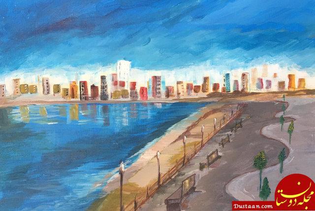 www.dustaan.com جنجال بر سر آثار هنری زندانیان گوانتانامو!