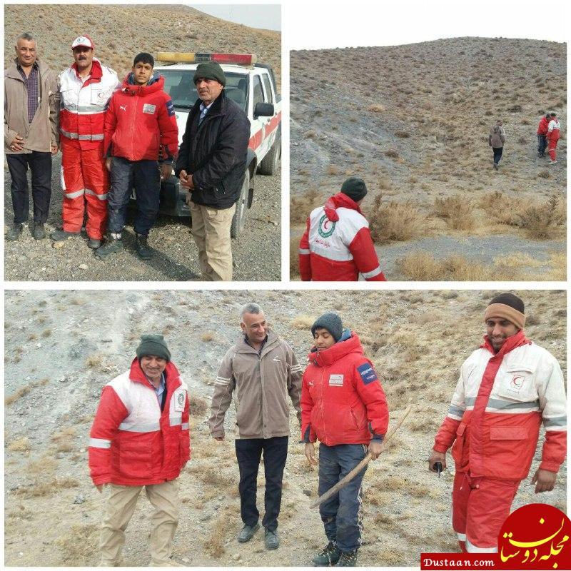 www.dustaan.com نجات جان پسر نوجوان فریمانی از چنگال گرگ های گرسنه +عکس