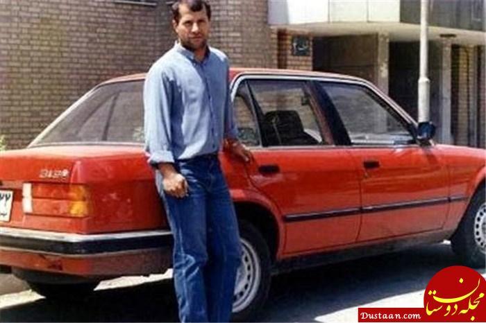 www.dustaan.com خودرو ستاره سابق پرسپولیس در دوران جوانی! +عکس