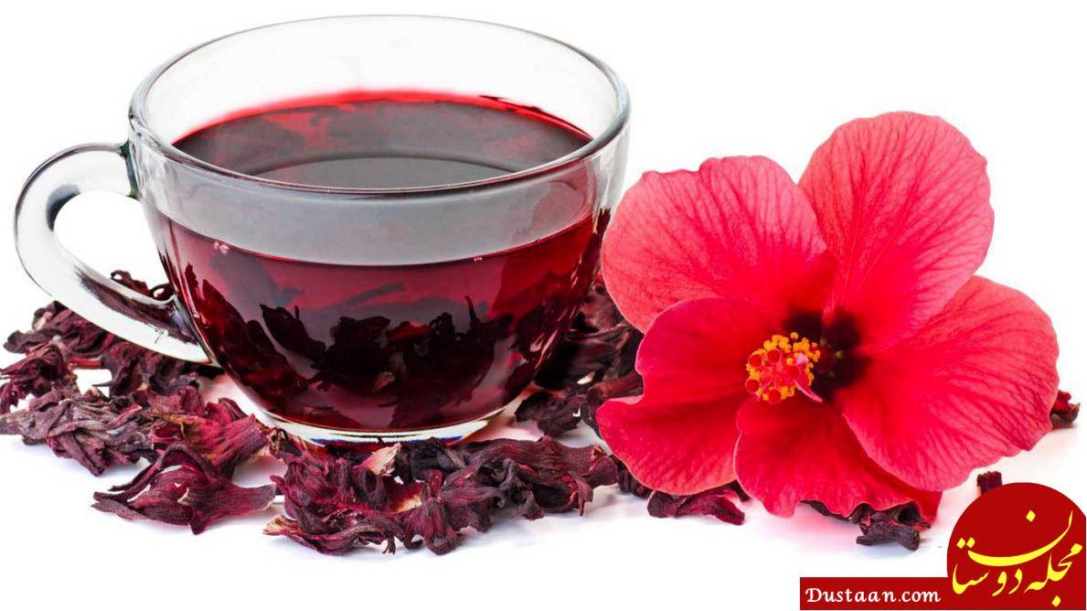 www.dustaan.com درمان فوری گلودرد با این دمنوش های گیاهی + تصاویر