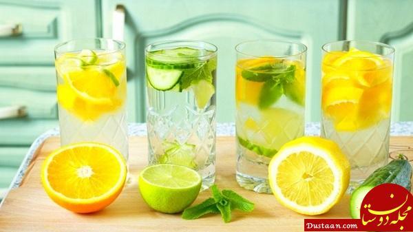 www.dustaan.com بهترین نوشیدنی ها برای لاغری و تناسب اندام