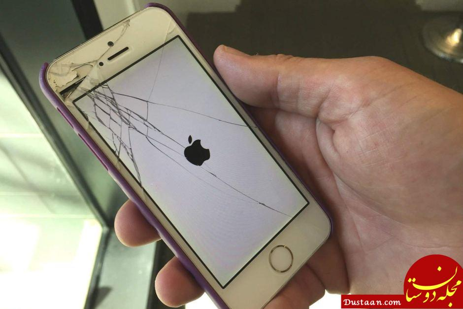 www.dustaan.com با اسکرینهای شکسته موبایل برای همیشه خداحافظی کنید