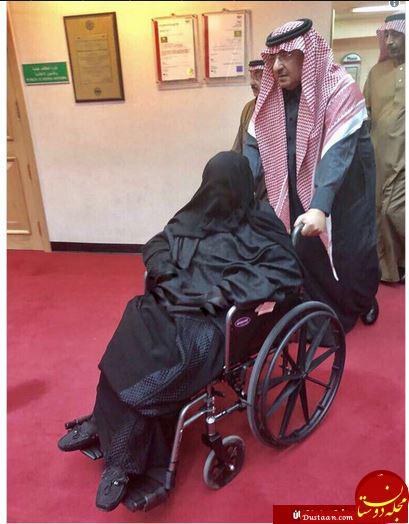 www.dustaan.com عکس مرموز رقیب سابق بن سلمان