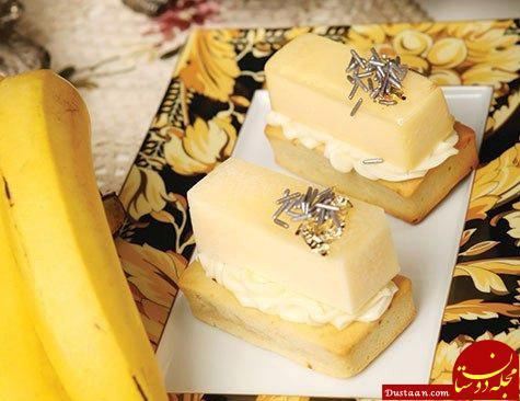 www.dustaan.com طرز تهیه کیک انبه