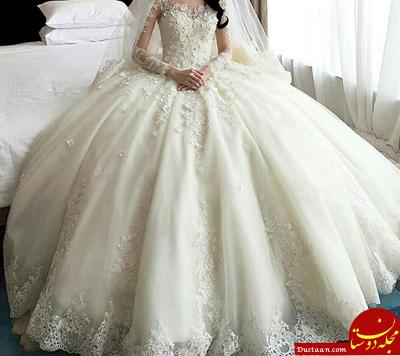 www.dustaan.com نکات طلایی برای انتخاب لباس عروس