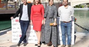 تیپ سحر دولتشاهی در جشنواره فیلم دبی + عکس