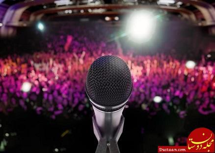 www.dustaan.com وعده شام در یک کنسرت موسیقی در ملایر!