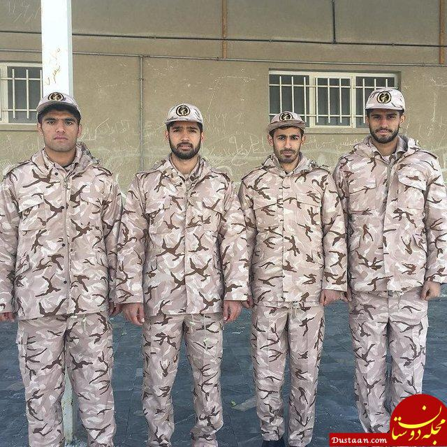 www.dustaan.com بازیکنان تراکتورسازی تبریز سرباز شدند +عکس