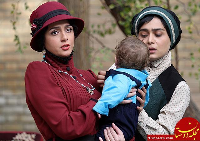 www.dustaan.com فصل سوم «شهرزاد» از نهم بهمن ماه پخش خواهد شد + عکس