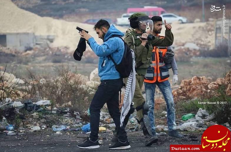 www.dustaan.com روش کثیف اسرائیلی ها در مبارزه +تصاویر