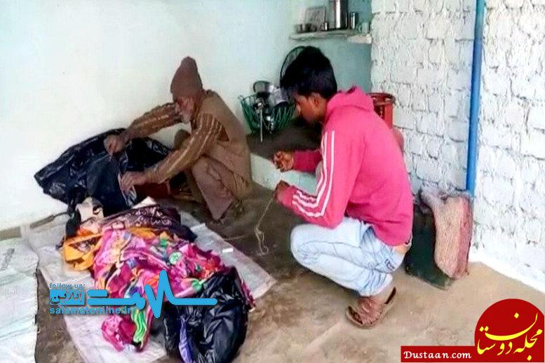 بیماری را بدون بخیهزدن تحویل خانوادهاش دادند