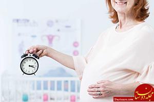 www.dustaan.com بهترین سن برای بچه دار شدن خانم ها چه سنی است؟
