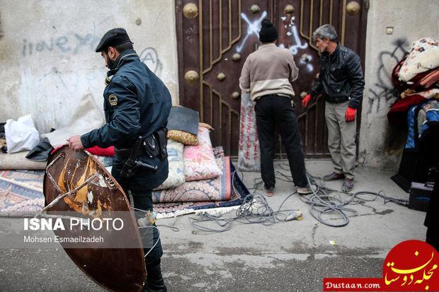 www.dustaan.com پلمب مراکز تهیه و توزیع مواد مخدر در مشهد +عکس