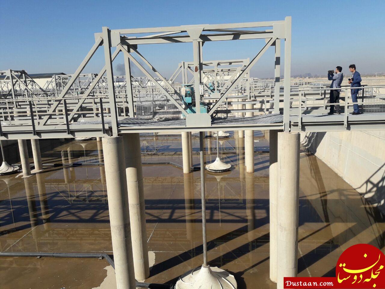 خبر خوش دولت برای مردم اهواز +عکس