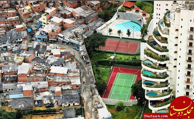 اخبار,اخبار گوناگون,ثروت و فقر در یک نگاه