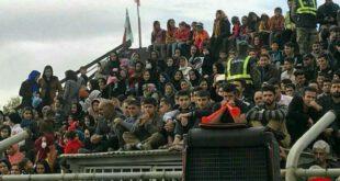 ورودبانوان به این استادیوم مجاز شد
