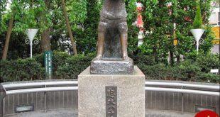 ماجرای مجسمه یک سگ در ژاپن!
