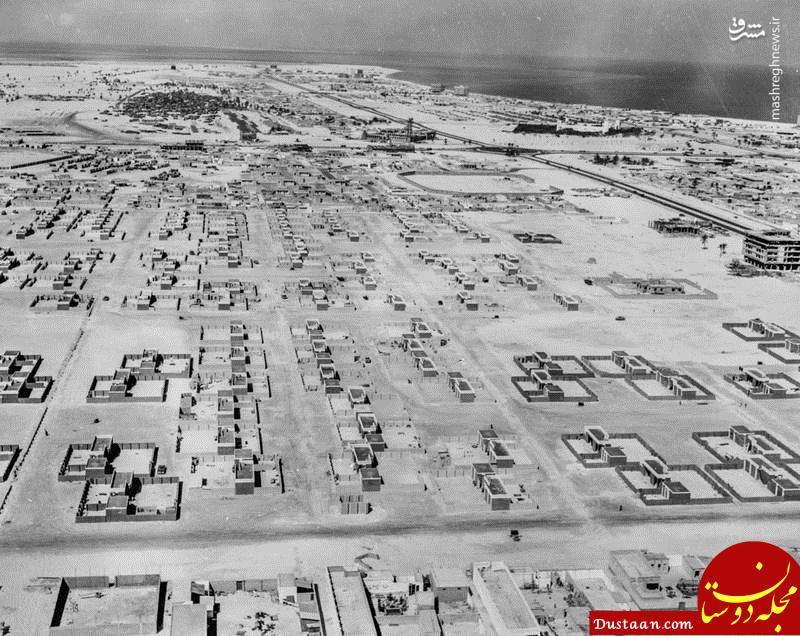 www.dustaan.com ابوظبی امارات 57 سال پیش این شکلی بود! +عکس