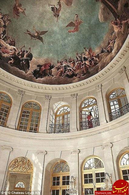 www.dustaan.com افشاگری نیویورک تایمز از کاخ 300 میلیون دلاری بن سلمان در پاریس +تصاویر