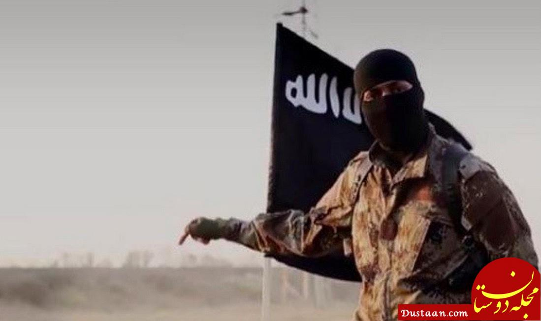 www.dustaan.com ماجرای خواندنی زن جوان که با فرمانده داعش مصاحبه کرد و زنده ماند + عکس