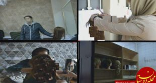 پاتک پلیس به کلاس آموزش آرایشگری مختلط/ دستگیر دختران و پسران + عکس