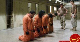 از دوش آب داغ تا نبرد گلادیاتورها در زندانیهای آمریکا +تصاویر