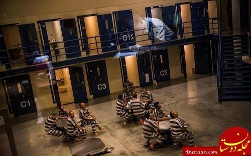 www.dustaan.com وحشتناکترین شکنجهها در زندانهای آمریکا ؛ نبرد گلادیاتور ها ودوش داغ و ... +تصاویر
