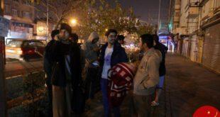 جزئیات وقوع زلزله 5.2 ریشتری در تهران ، البرز و قم